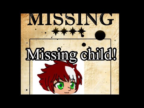 The missing child!