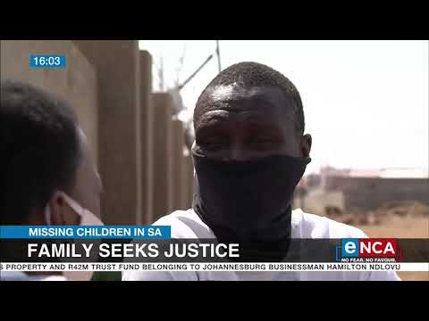 Missing children in SA | Family seeks justice