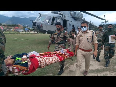 Kishtwar Cloud Burst: Rescue operation continues At Dacchan To Trace Missing People