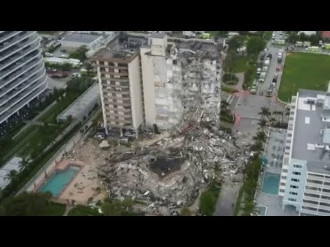 Miami Condo Collapse: Long Island Brothers Missing in Surfside Tragedy