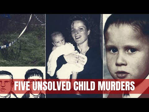 Five Unsolved Child Murders