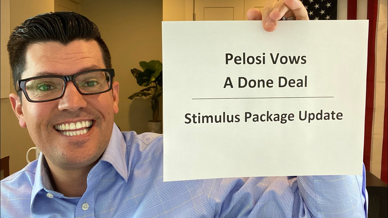 Pelosis Deal Strategy | Stimulus Package Update | Child Tax Credit Missing Money | Student Loan Debt