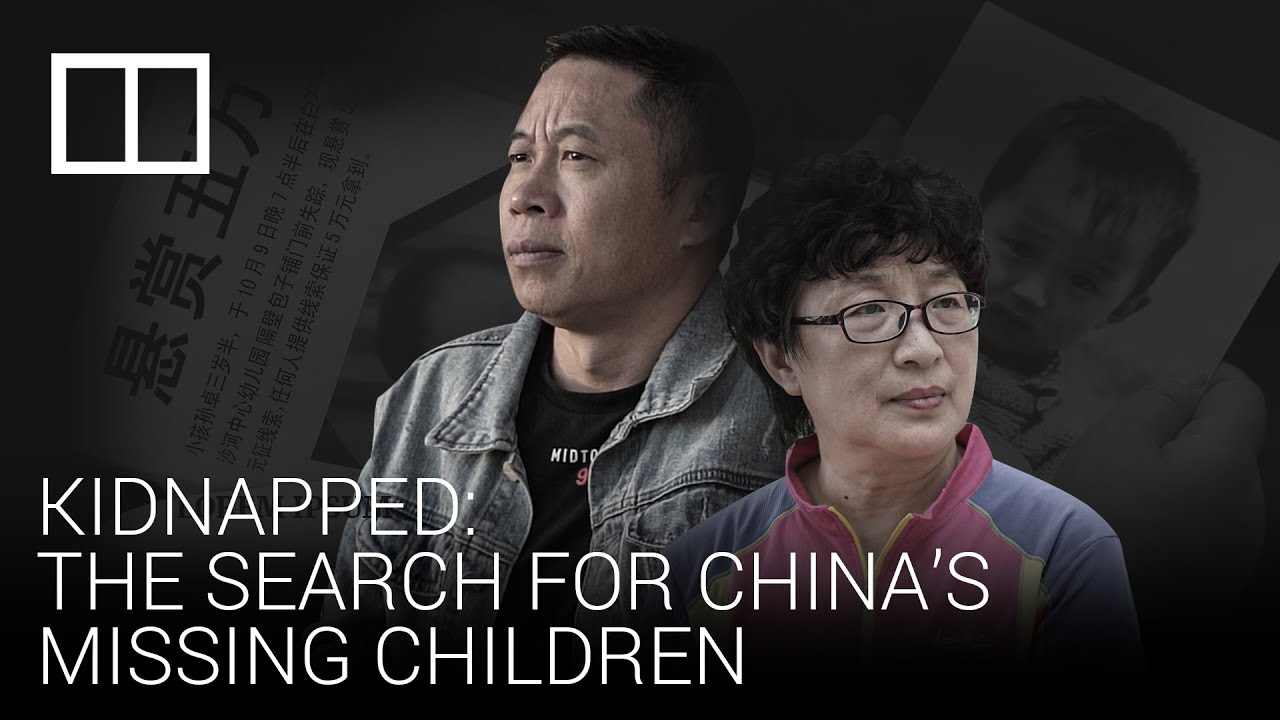 Kidnapped: the Chinese parents desperately searching for missing children