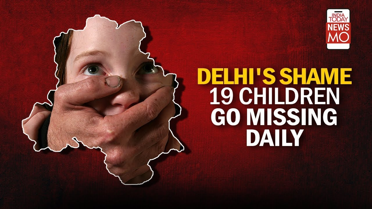 Delhi's Missing Children: Where are the kids disappearing?
