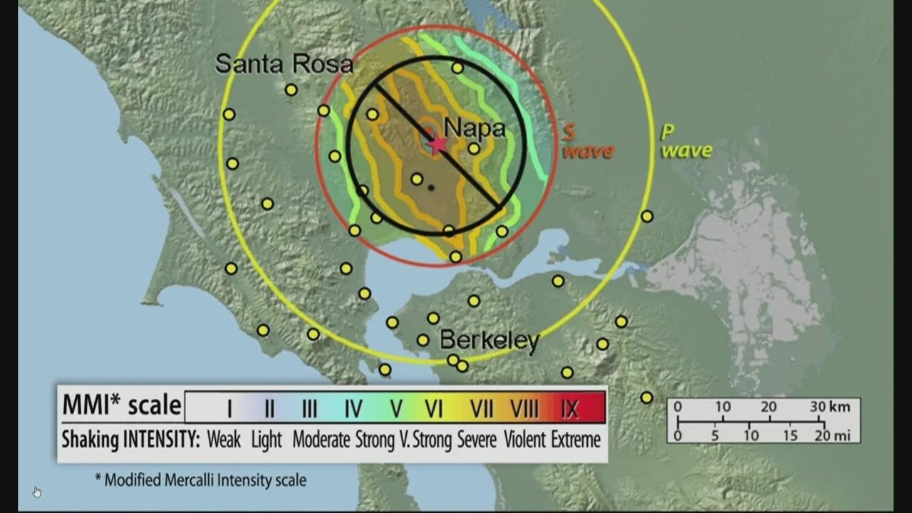 Earthquake warning system active in Oregon