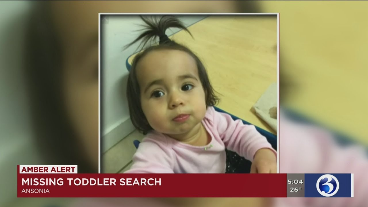 VIDEO: It's day 3 of an active Amber Alert or an Ansonia toddler