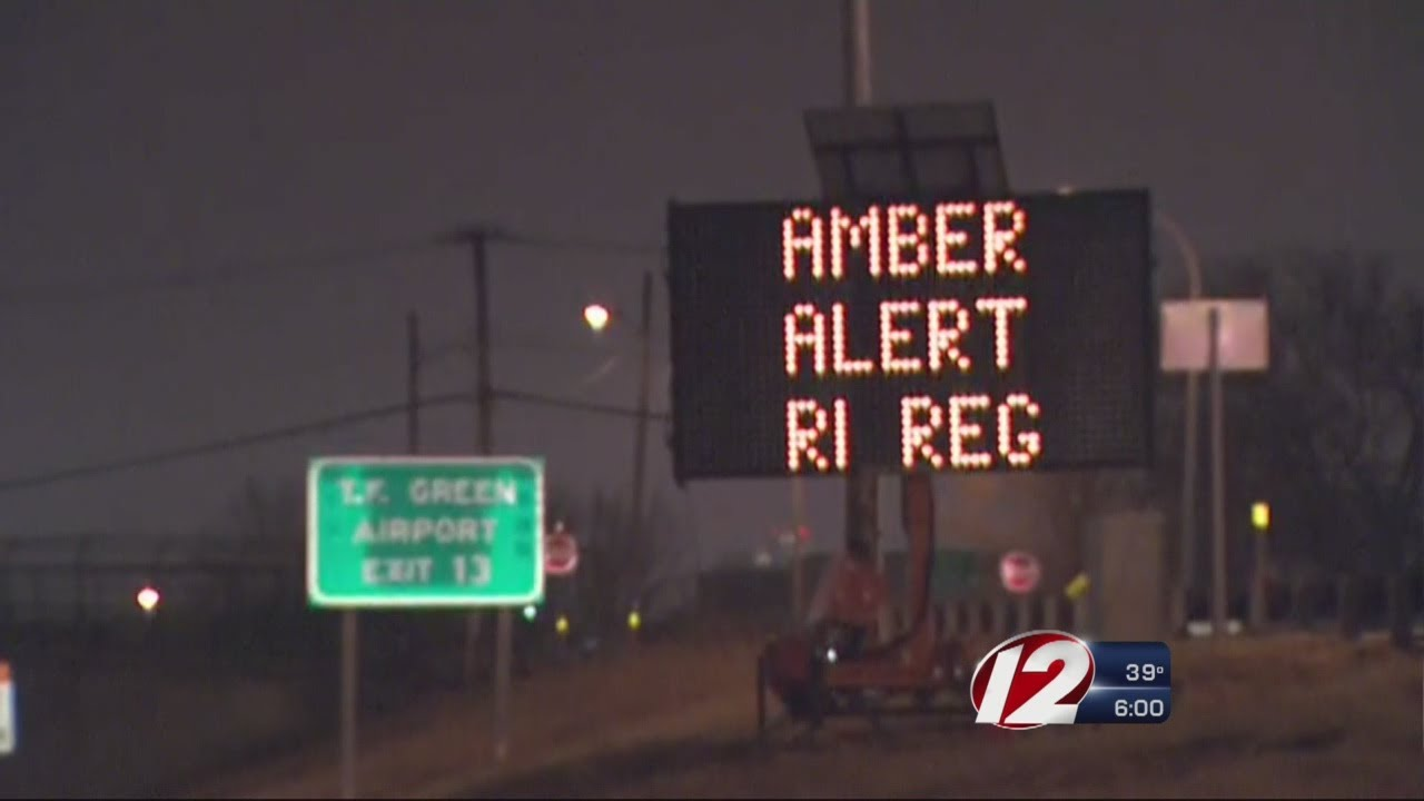 Amber Alert still active for Woonsocket 6-year-old