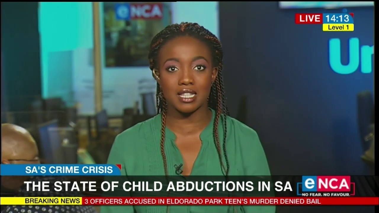 A child goes missing every five hours in SA