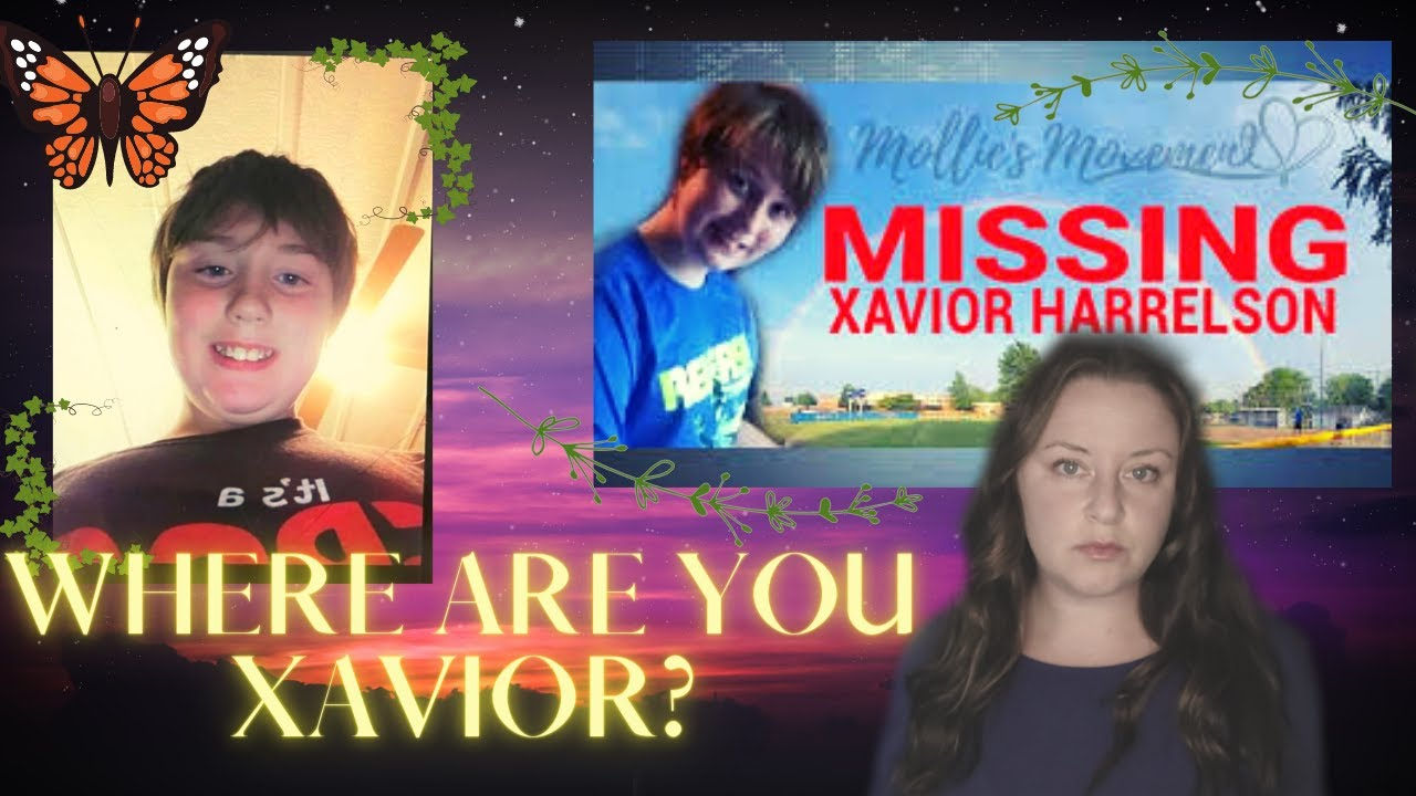 Missing Person// Where Is Xavior Harrelson? Missing since May 2021