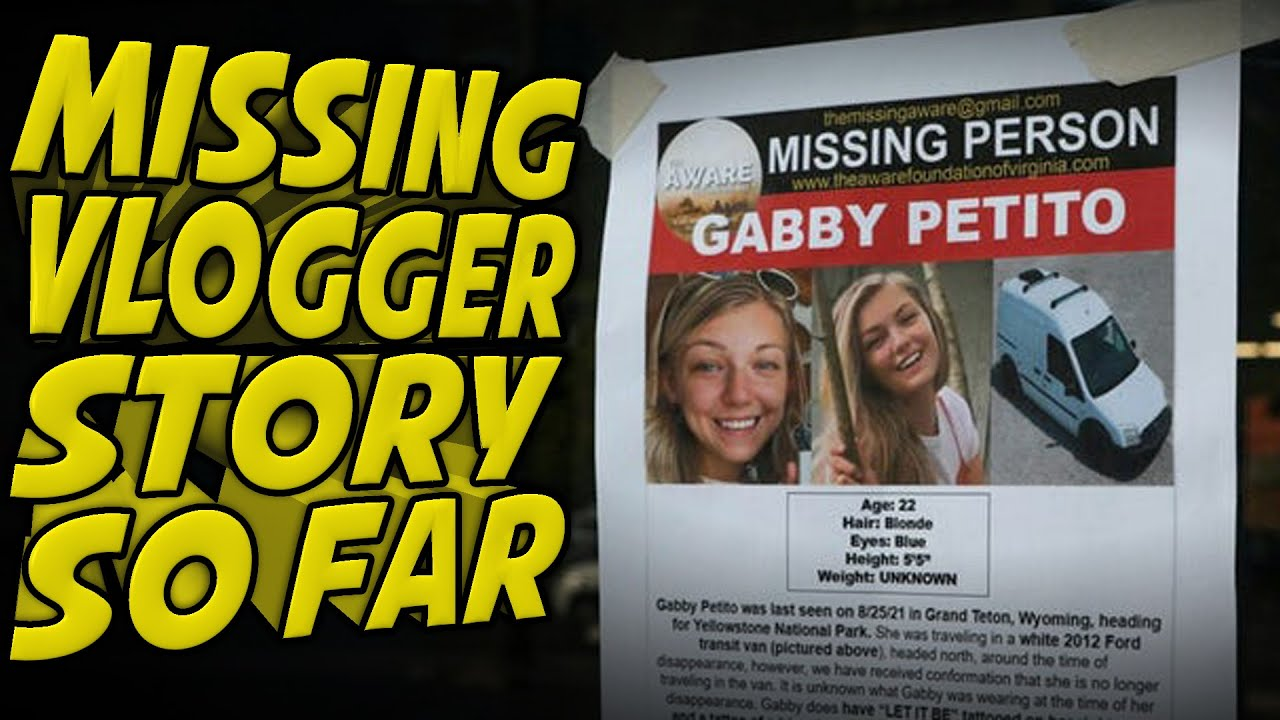 How the Internet Helped Solve a Missing Person Case: Gabby Petito