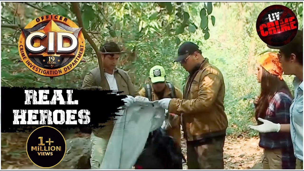 Missing People In A Baleful Forest   सीआईडी   CID   Real Heroes