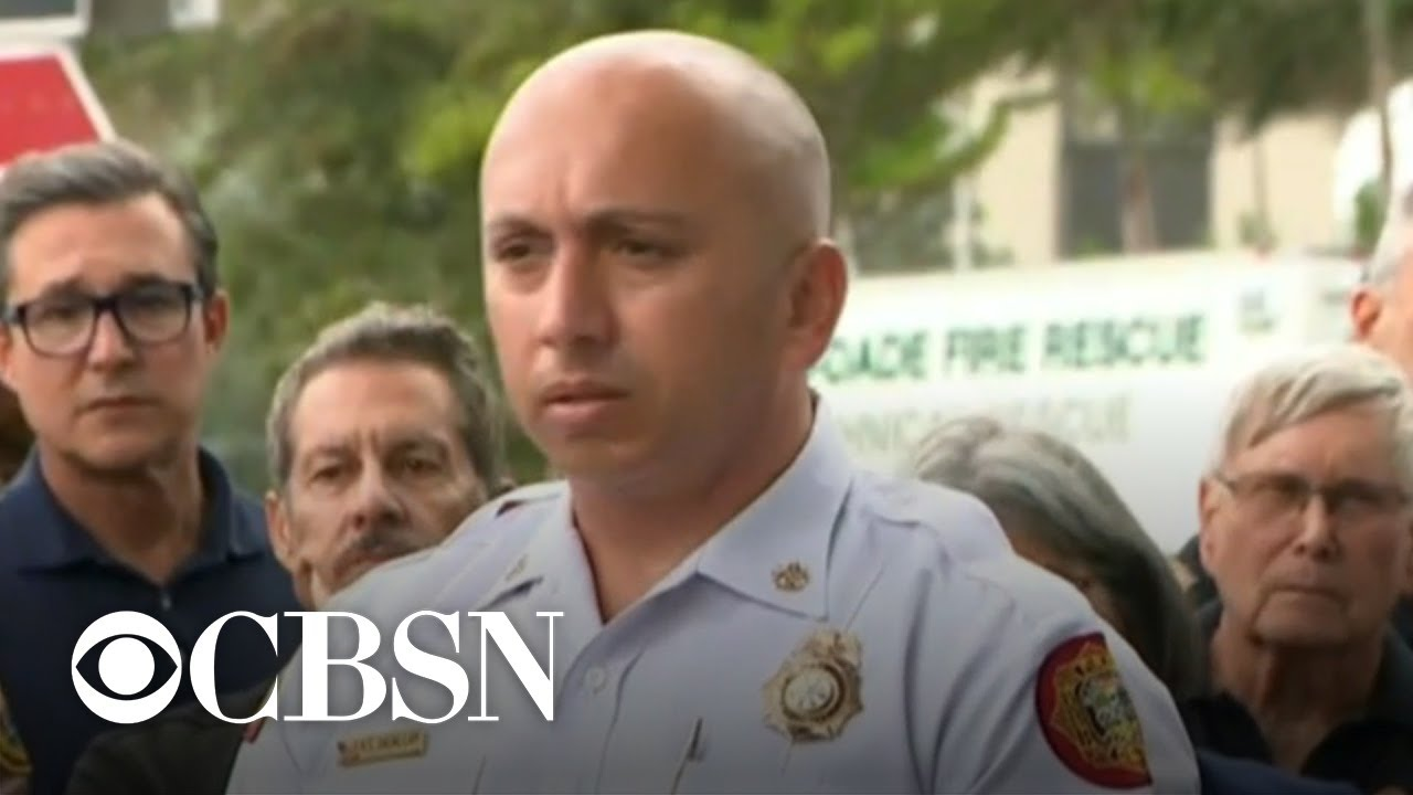 Number of missing people unknown after Florida condo building collapse