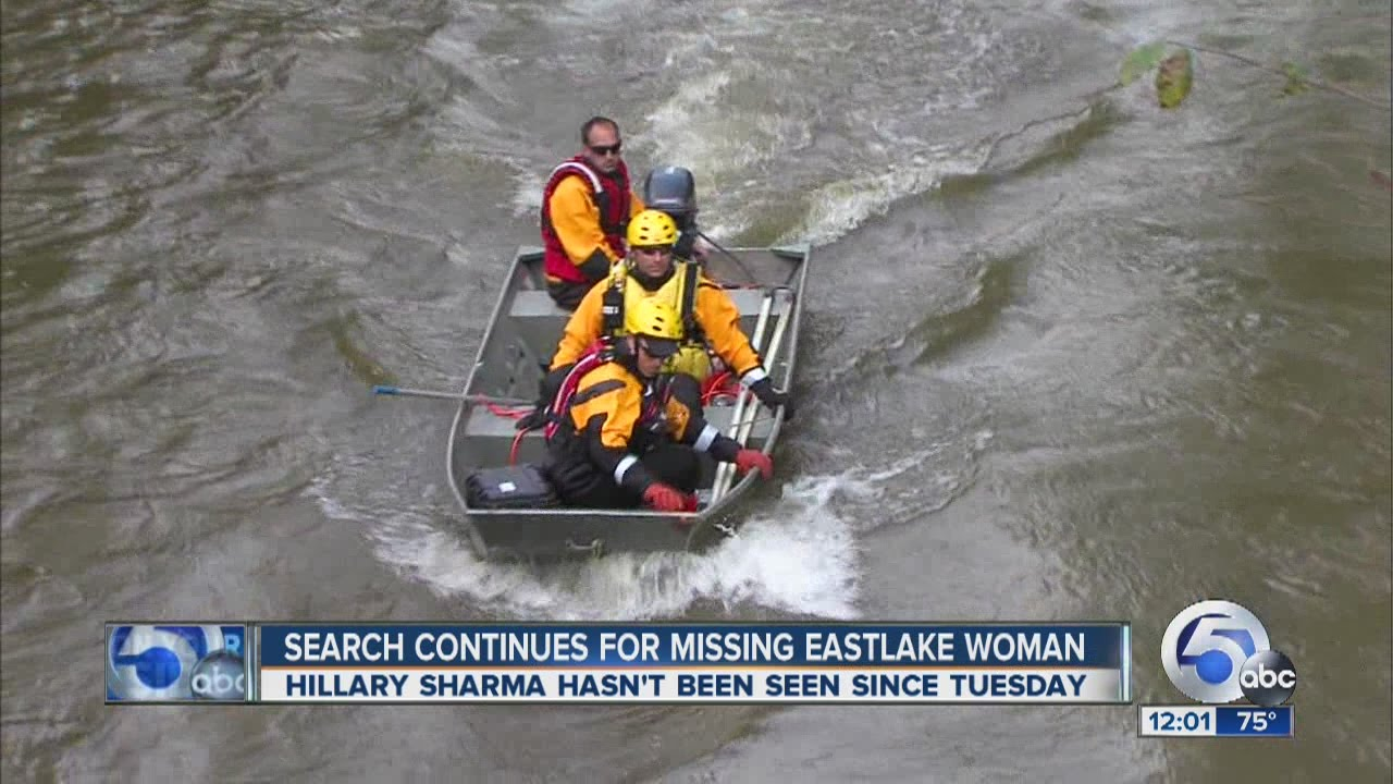Search continues in Cuyahoga Valley National Park