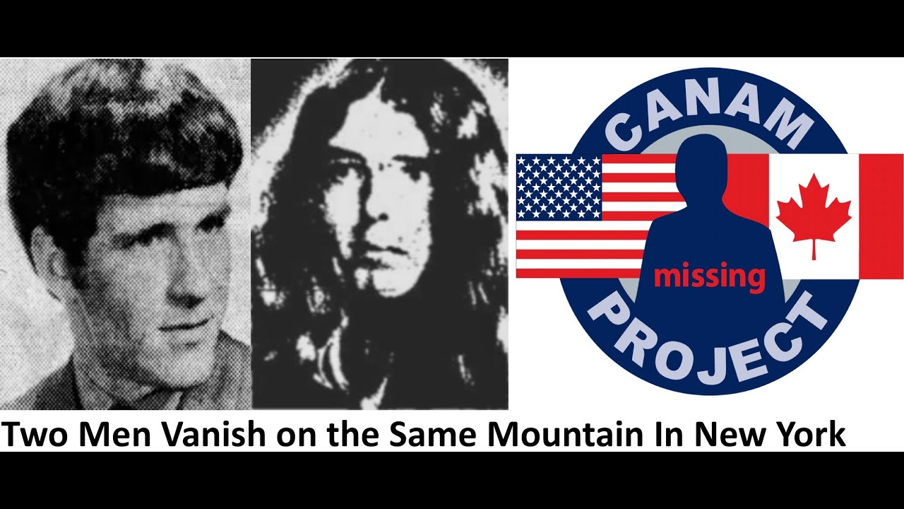 Missing 411- David Paulides Presents the Disappearance of Two Men from the Highest Mtn in New York.