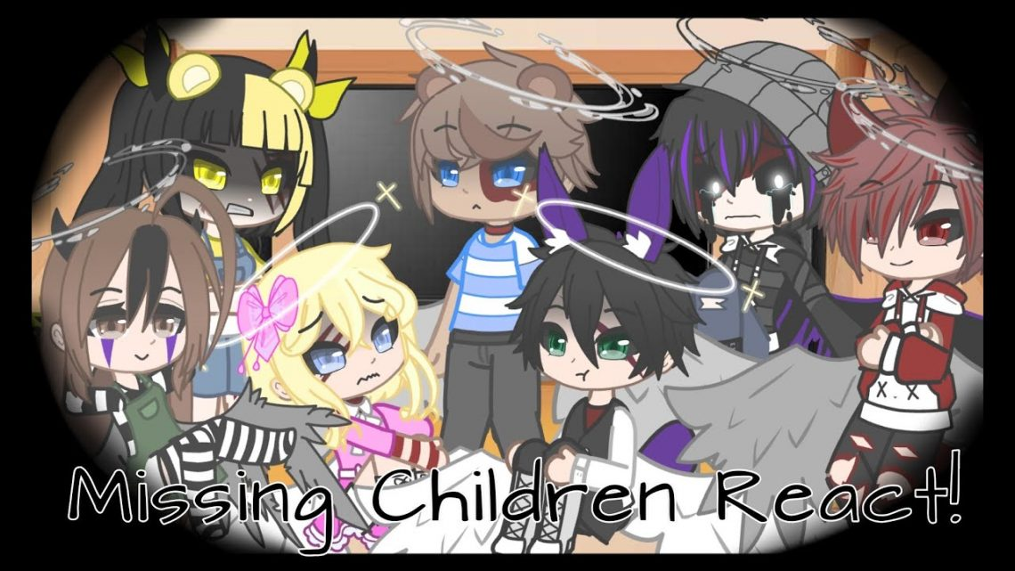 Missing Children react to Afton Family!!!