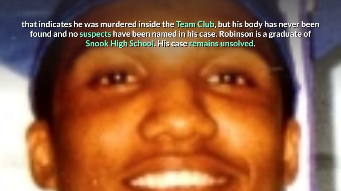 Texas Missing Persons Cases That Remain Unsolved #21
