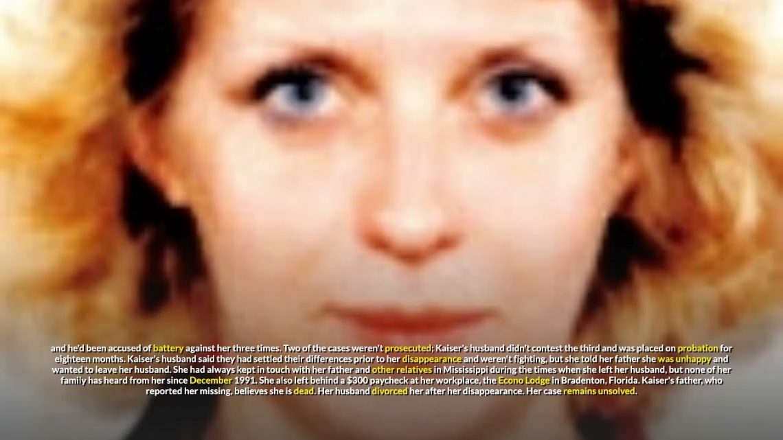 Florida Unsolved Missing Persons Cases 21