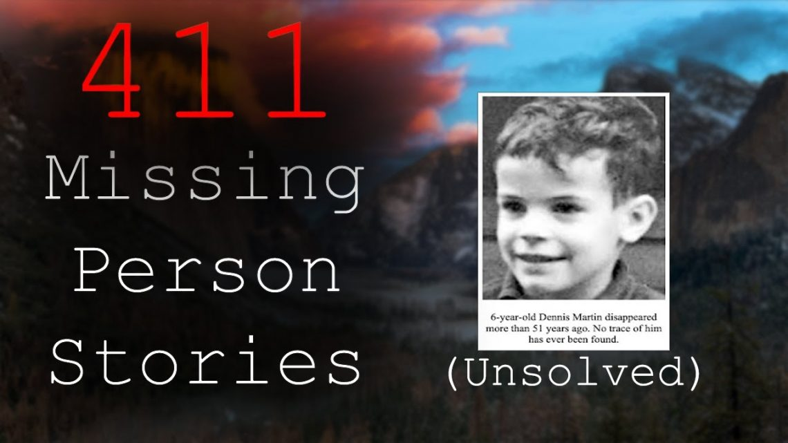 411 Missing person Cases | 7 Unsolved Stories