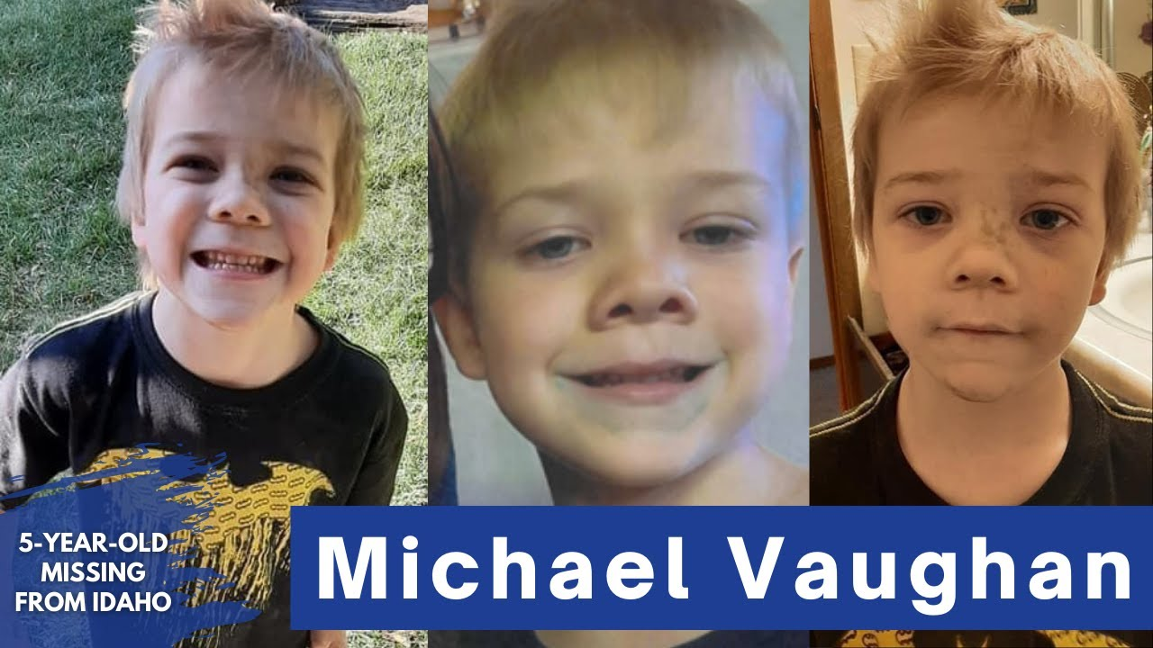 5-year-old Michael Vaughan is missing (July 2021)