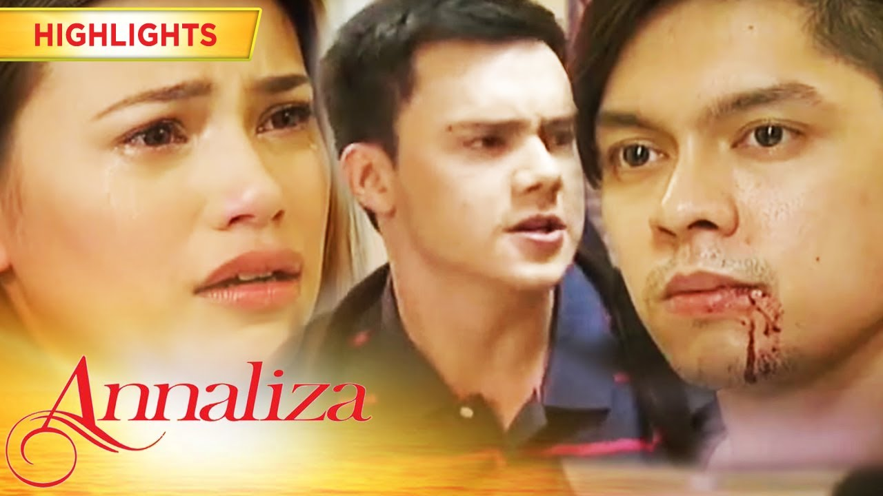 Isabel and Lazaro find out that Annaliza is their missing child | Annaliza