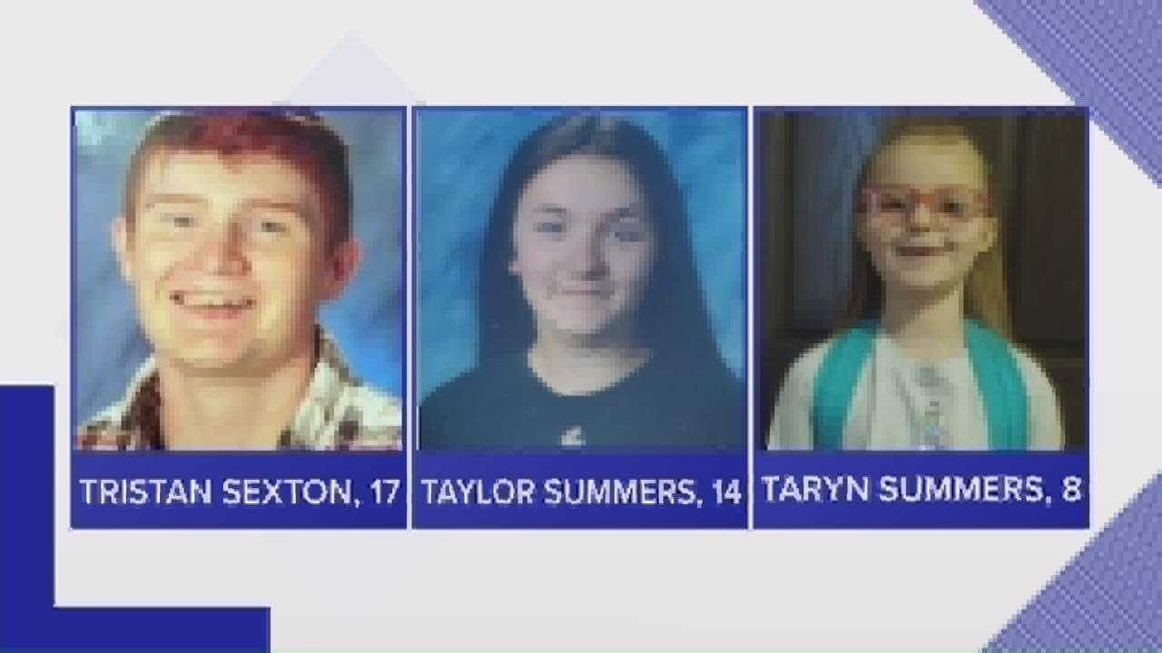 Gem County Sheriff's Office searching for three missing children out of Emmett