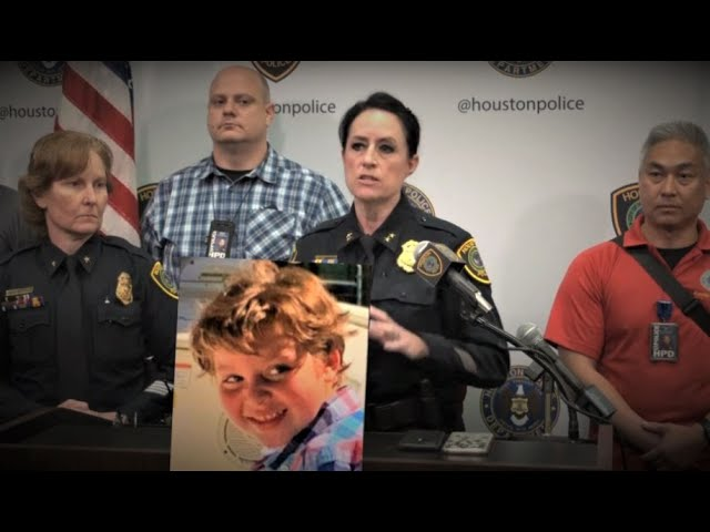 Update: Charges Filed in Case of Missing Child Samuel Olson | Houston Police