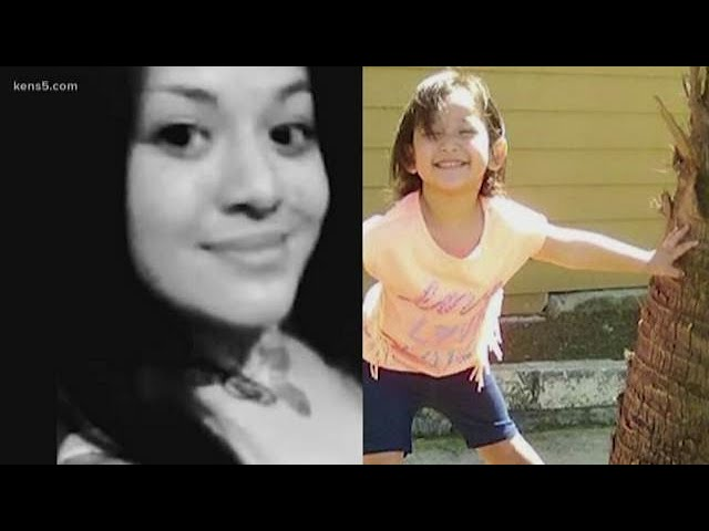 Amber Alert issued for 3-year-old girl from San Antonio
