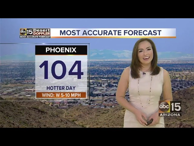 Top stories: Tucson Amber Alert still active, Taylor Swift in Glendale, hot weather continues
