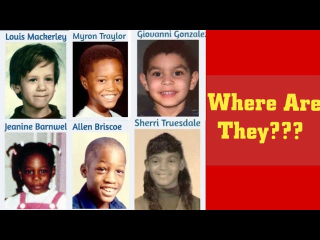 Missing Children || Mysterious Disappearances || Missing Wednesdays Series