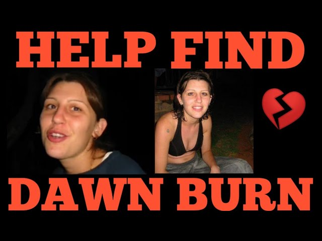 What happened to Dawn Burn??? || Crime Corner Series || Missing Persons || SA YouTuber