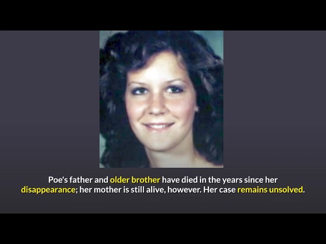 Florida Unsolved Missing Persons Cases That Remain Unsolved #27