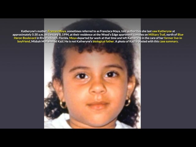 Florida Missing Persons Cases That Remain Unsolved Mysteries #23
