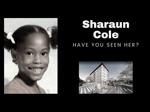Sharaun Cole/ Missing Children Cases