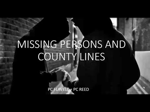 Awareness Session on County Lines and Missing Children by Warks Police