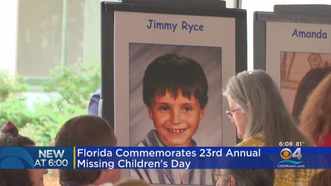 Florida Commemorates 23rd Annual Missing Children's Day