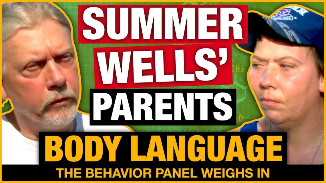 Summer Wells Missing: Don Wells Interview & Candus Bly Body Language Analysis