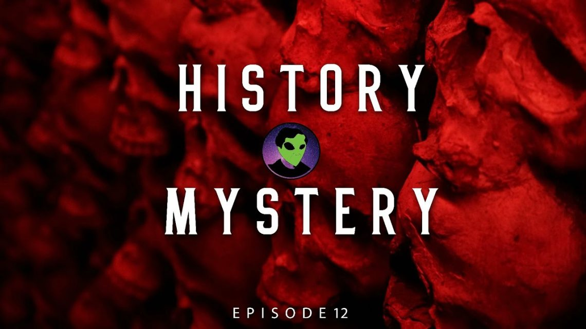 History x Mystery Podcast – Episode 12 – MISSING 411