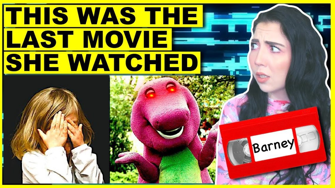 The Girl That Went MISSING After Watching Barney