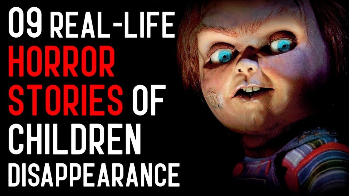 09 Real-Life Horror Kids Disappearance Stories | Missing Children Were Never Found | Charley Project