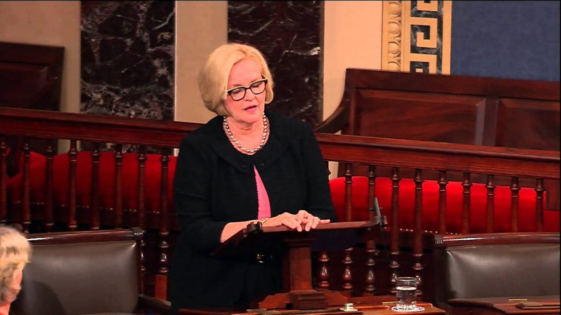 McCaskill on Nigerian Kidnappings: These Incredible Crimes Committed Should not go Unanswered