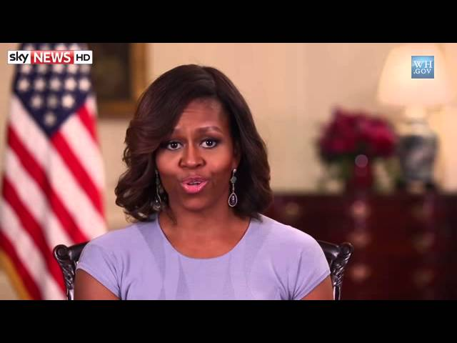 Michelle Obama 'Outraged' Over Kidnappings