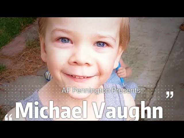 Missing: Michael Joseph Vaughan | Search Continues for Missing 5-year-old Fruitland Boy | #shorts